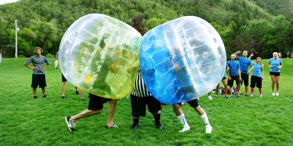 bubblefootball Malmö